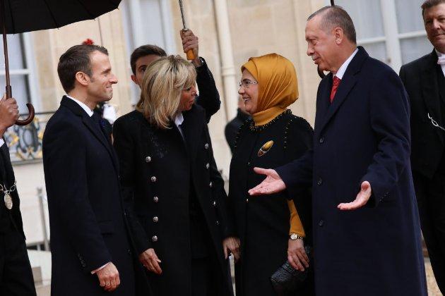 Ердоган заявив, що Макрон потребує «психічного лікування»  через ворожість до ісламу