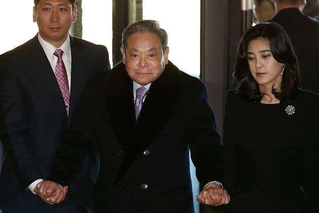 У Сеулі помер голова Samsung. Спадкоємці сплатять $9 млрд податків на спадщину