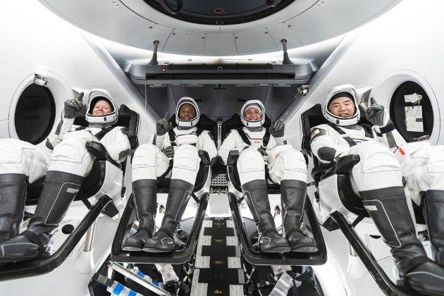 NASA назвало дату комерційного польоту Crew Dragon до МКС — 14 листопада