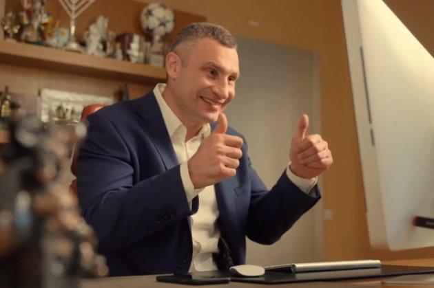 Термінатор привітав Кличка з перемогою на місцевих виборах (фото)