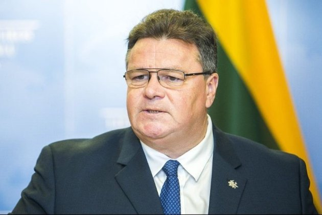 Очільник МЗС Литви: питання Криму заважатиме вступу України до НАТО