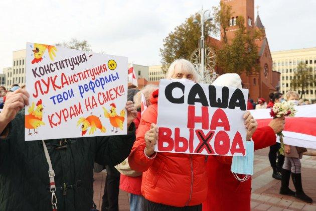 Лукашенко зізнався, що особисто наказавав розігнати учасників маршу на підтримку «народного ультиматуму»