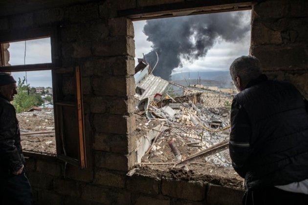 ЄС заявив, що ескалація конфлікту в Нагірному Карабасі є «неприйнятною»