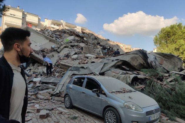 Туреччину сколихнув потужний землетрус. Є загиблі та поранені
