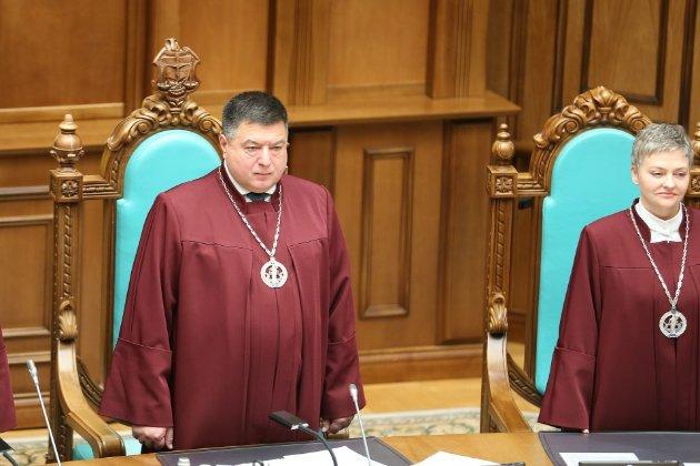 КСУ швидко ухвалив скандальне рішення, бо в голови Суду знайшли незадекларовану землю у Криму — очільник НАЗК