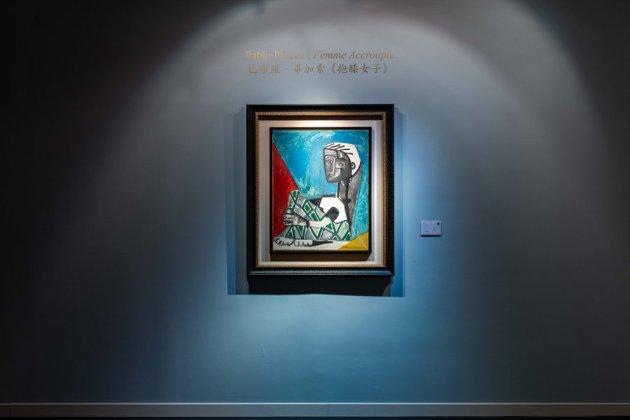 Картину Пабло Пікассо «Жінка в обіймах власного тіла» продали на аукціоні за $24,6 млн