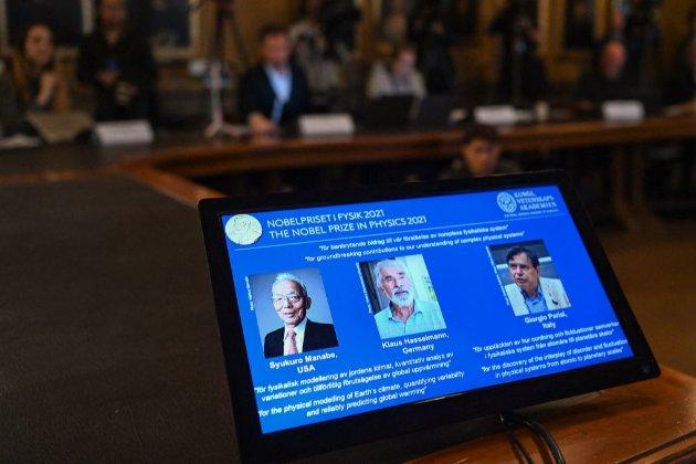 Нобелівську премію з фізики вручили за прогнозування змін клімату