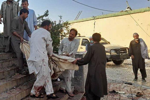 В Афганістані під час молитви у мечеті стався вибух, є загиблі і поранені