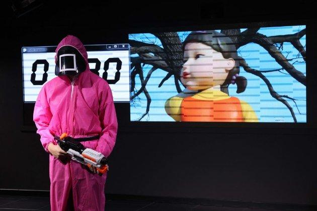 Серіал «Гра в кальмара» став найуспішнішим на Netflix і побив рекорд «Бріджертонів»