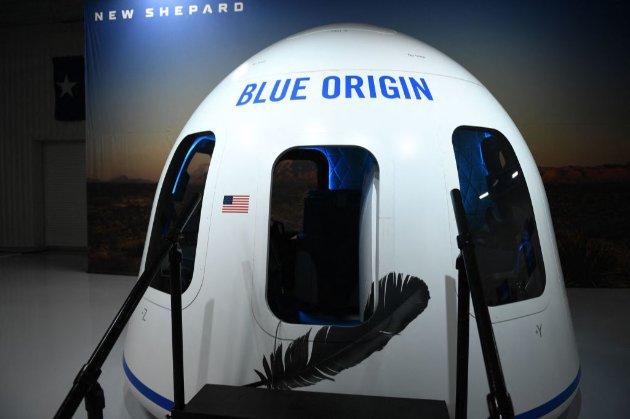 Вільям Шетнер зі «Стар Треку» летить у космос — відеотрансляція