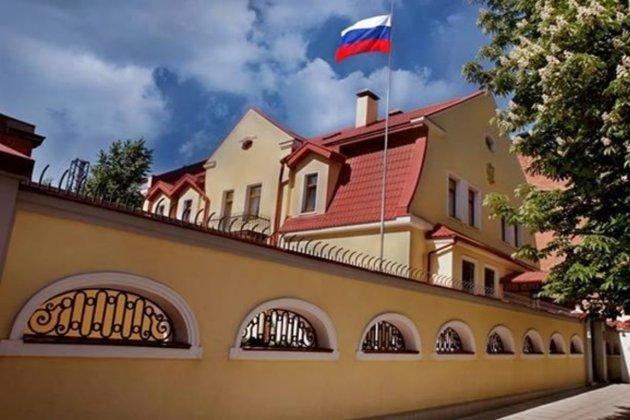 Хакери спрацювали. На сторінці російського Генконсульства у Харкові з'явилося привітання з Днем захисників України