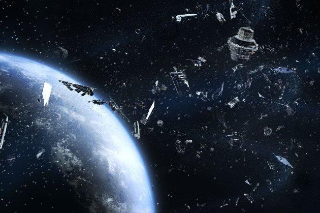 Стартап співзасновника Apple запустить на орбіту супутники, щоб створити карту космічного сміття