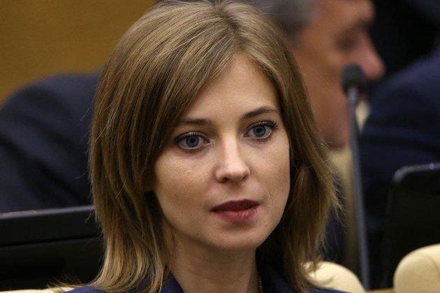 Путин назначил бывшую украинскую чиновницу Поклонскуюпослом в африканскую Кабо-Верде