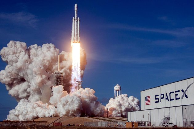 SpaceX доставить в космос військовий GPS-супутник США