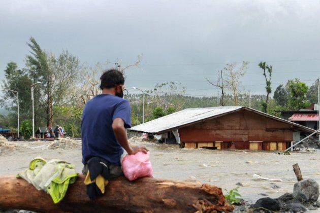 Філіппіни оголошують збитки від тайфуну «Гоні»