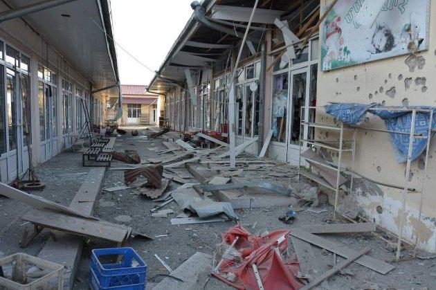 Кількість загиблих військових невизнаної Нагірно-Карабахської республіки — 1177