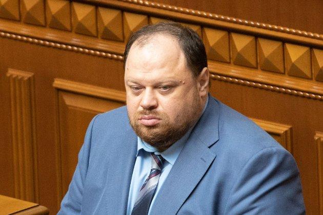 Стефанчук назвав незалежність України «вечіркою тривалістю 30 років», за яку виставлений чек
