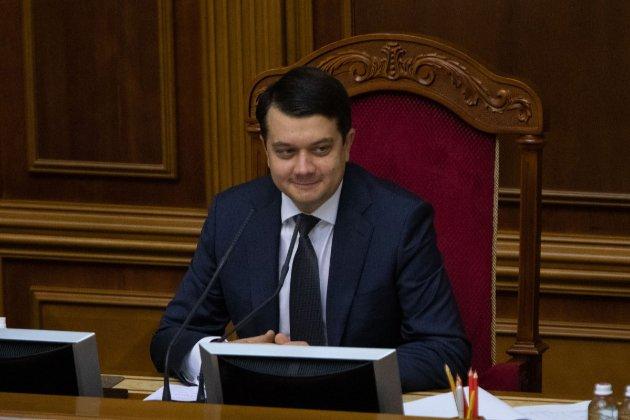 Скандальне рішення КСУ. Комітет ВР підтримав законопроєкт Разумкова про відновлення e-декларацій