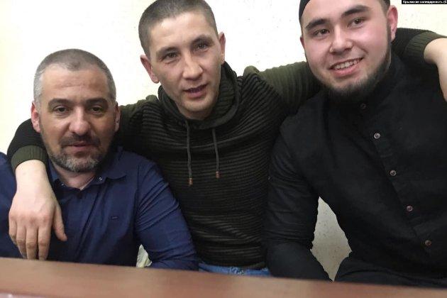 Справа «Хізб ут-Тахрір». Російська влада засудила трьох кримських татар на строки від 12 до 17 років ув'язнення