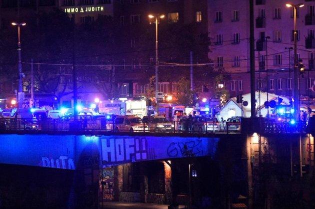 Поліція розслідує, чи був нападник у Відні частиною ширшої мережі
