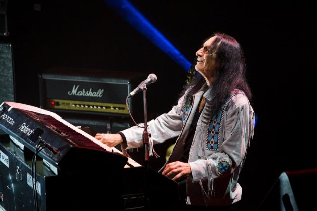 Клавішник Uriah Heep Кен Генслі помер у віці 75 років