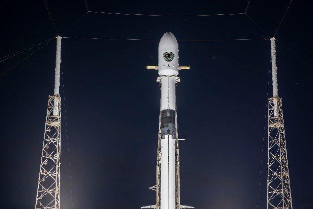 SpaceX успішно запустив оновлений супутник GPS III для Космічних сил США