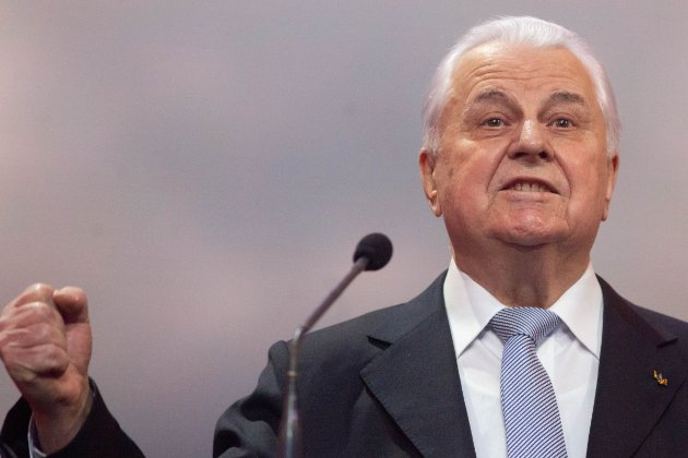 Кравчук розповів, коли амністують учасників війни на Донбасі