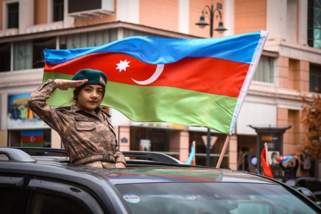 Єреван спростував заяву президента Азербайджану про взяття Шуші