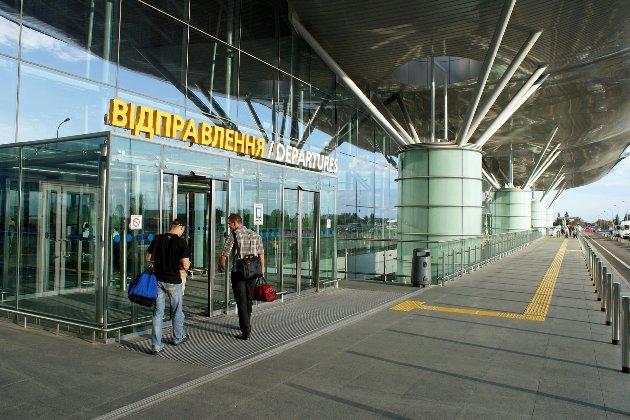 За десять місяців пасажиропотік «Борисполя» знизився на 65%
