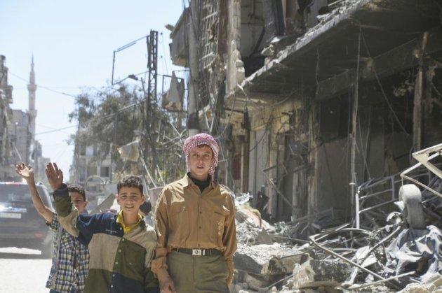 США посилюють санкції проти режиму Асада