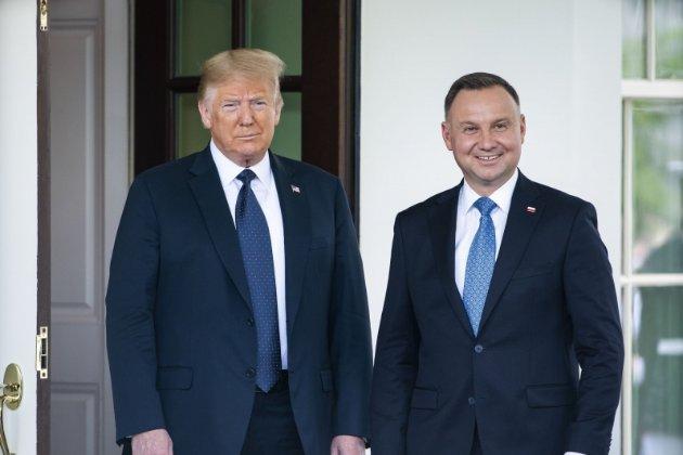 Президент Польщі Анджей Дуда ратифікував оборонну угоду про військову присутність США