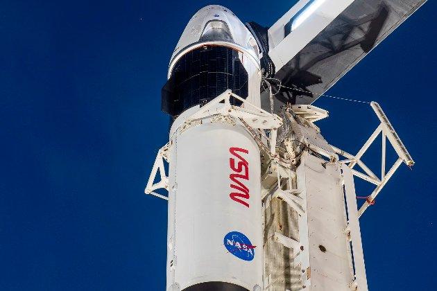 NASA сертифікувало систему космічних польотів Crew Dragon від SpaceX