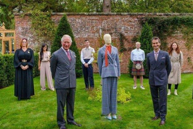 Принц Чарльз представив колекцію одягу