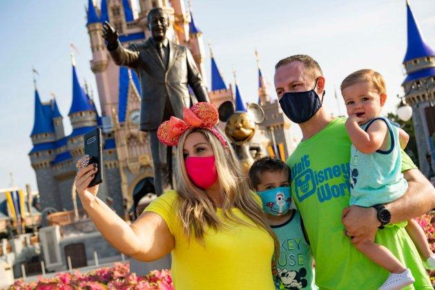 У 2020 році Walt Disney зазнала збитків на суму $2,83 млрд