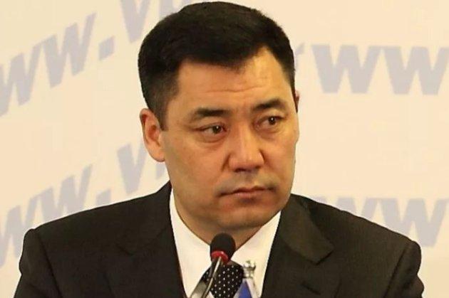 Виконувач обов'язків президента Киргизстану Жапаров братиме участь у президентських виборах