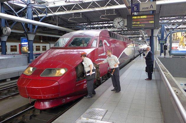 У Франції — суд над чотирма підозрюваними у стрілянині в поїзді 2015 року