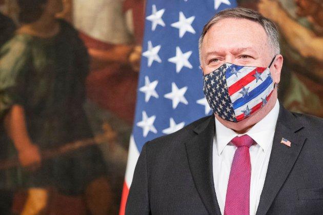 США і Європа повинні разом відповісти на виклики Туреччини — Помпео