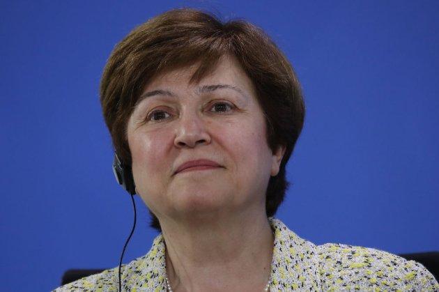 Зеленський з лікарні прозвітував директору МВФ про дії держави для продовження співпраці