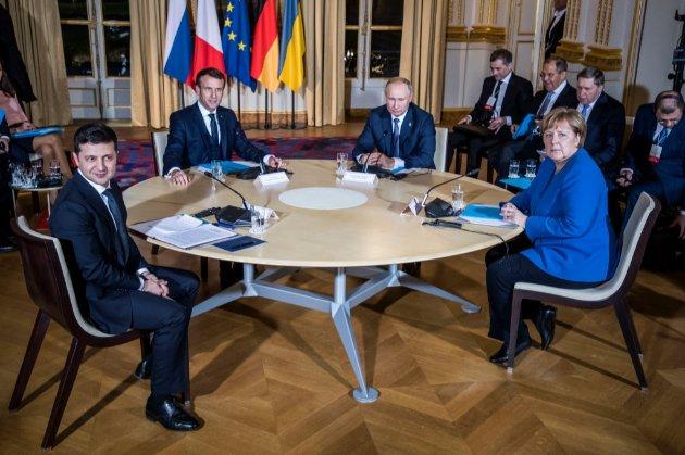 Лідери «нормандської четвірки» зустрінуться до 24 грудня — речник представництва України в ТКГ