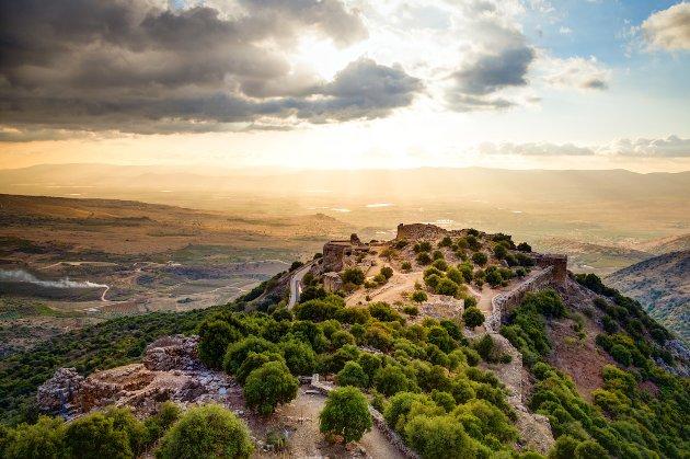 Помпео відвідує Ізраїль та обіцяє поїхати на окуповані Голанські висоти