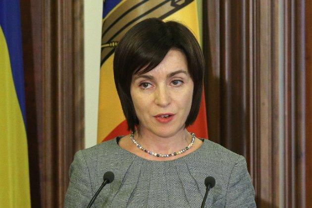 Санду запропонувала Україні врахувати досвід Молдови у Придністров'ї