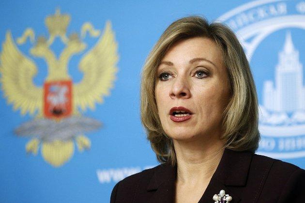 Захарова заявила, що РФ готова приймати міжнародні місії в Криму, але на своїх умовах