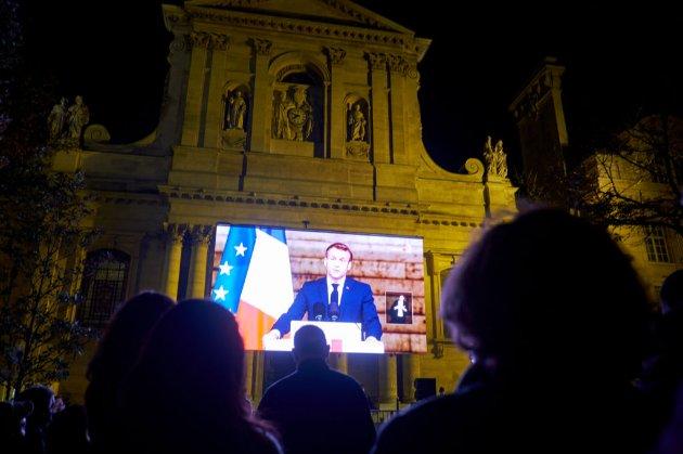 Президент Франції висунув ультиматум мусульманським лідерам