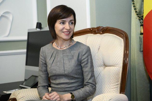 Вже офіційно. Майя Санду перемогла на виборах у Молдові