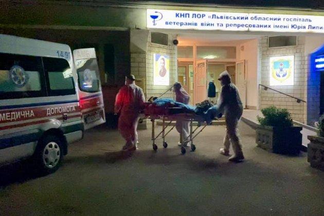 Вже офіційно. Стала відома причина «вибуху» у COVID-лікарні біля Львова