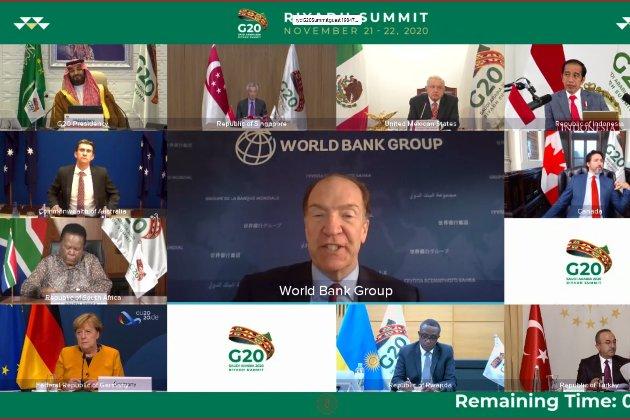 Глава Світового банку закликав G20 врегулювати борги бідних країн