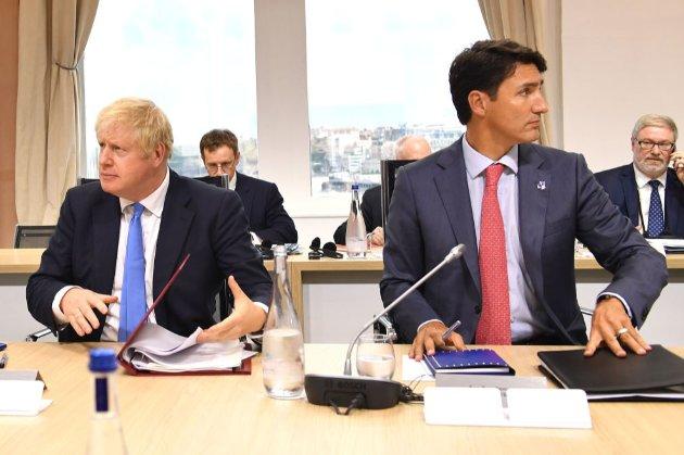 Британія і Канада досягли домовленості щодо торгівлі після Brexit