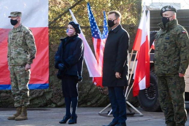 У Польщі відкрили командування армійського корпусу США — перше подібне в Європі