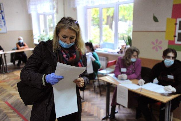 Соціологи оприлюднили перелік партій з найбільшою підтримкою на місцевих виборах 21 листопада