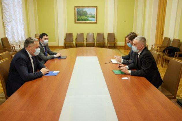 Україна і Литва готують віртуальну зустріч президентів у грудні